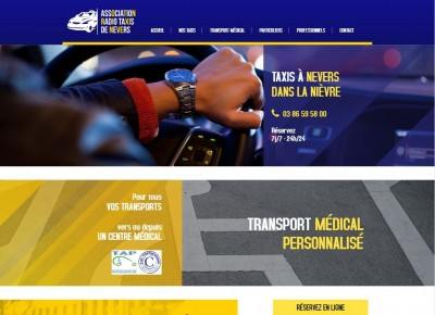 Association Radio Taxis de Nevers